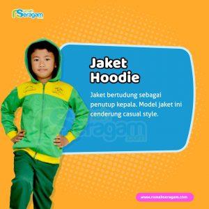Seragam Jaket Hoodie