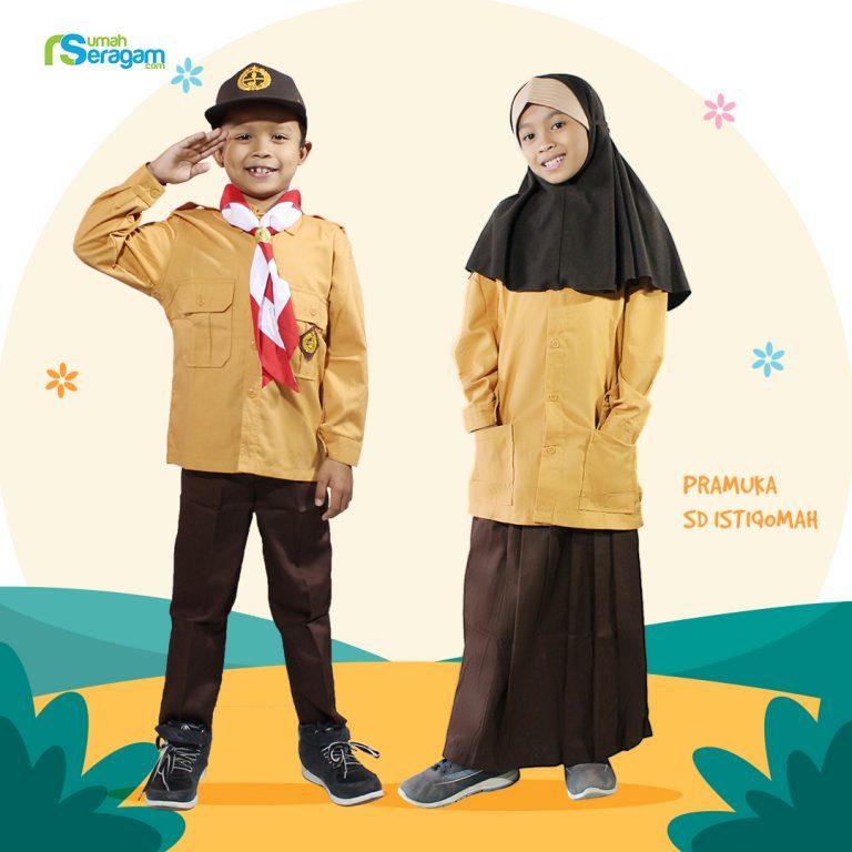 model seragam sekolah dasar