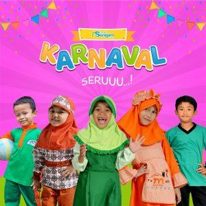 Baju Karnaval Anak